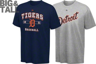 best sneakers 9f9ef e67b6 Detroit Tiger, Big, Tall, Plus Size Jersey, T-Shirt, World ...