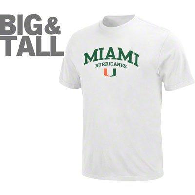 Miami hurricane big tall plus size t shirt hoodie fan for Plus size tall t shirts