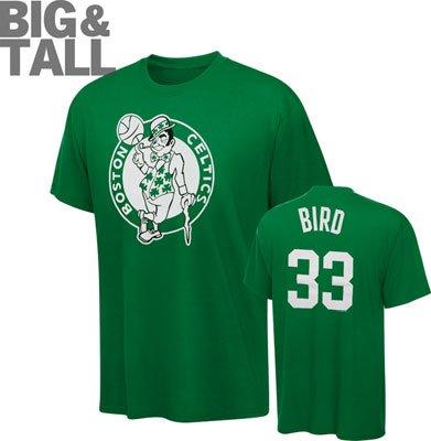Boston Celtics Big Tall Plus Size Clothing 2x 3x 4x