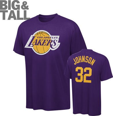 Big and Tall, Plus Size NBA Apparel
