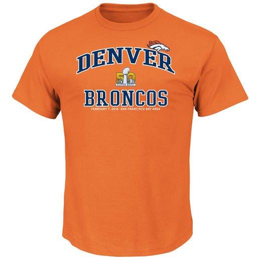 Denver Broncos Big Tall Plus Sportswear 2x 3x 4x 5x 6x