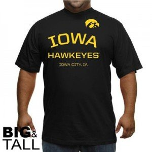 Iowa Hawkeyes Big Tall Plus Tees Sweatshirt Hoody For Men Women