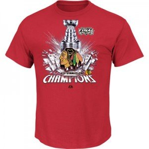 2013 Chicago Blackhawks Champions T-Shirt, blackhawks stanley cup t-shirt
