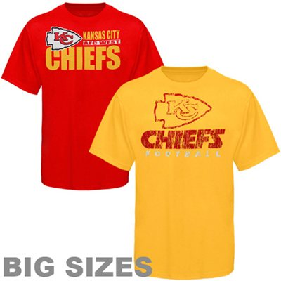 95bb7110 Kansas City Chiefs T-Shirt, Jersey, Hoodie Big n Tall, Plus Sizes
