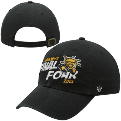 wichita st. shockers final four hat, ncaa tournament hat